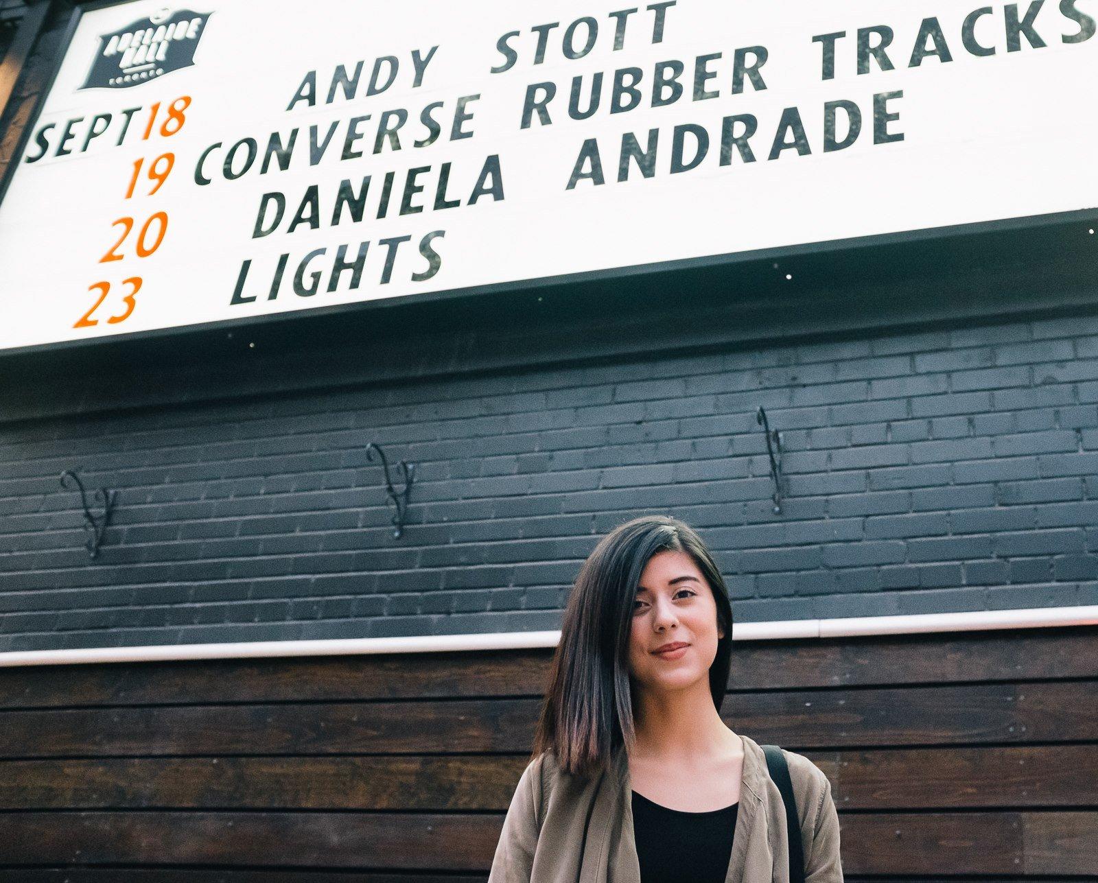 DANIELA ANDRADE - ANY OTHER WAY LYRICS