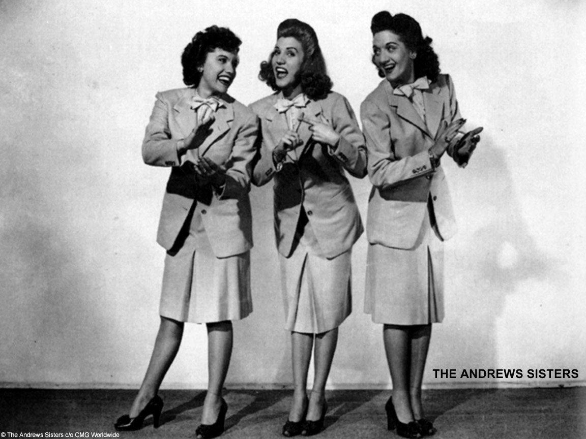 The Andrews Sisters – Sing sing sing Lyrics | Genius Lyrics