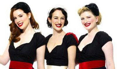 hhThe Puppini Sisters - artist photos