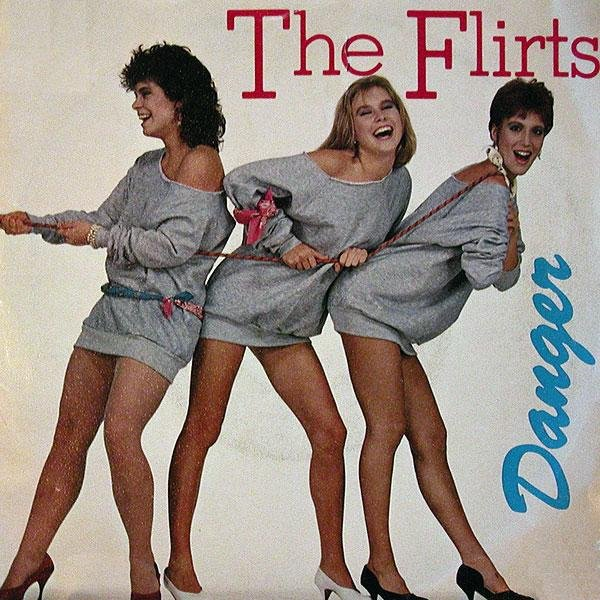 flirts The flirts are a female trio from new york that had several dance hits and music videos in mtv in the early 80's the group was created by american producer bobby orlando.