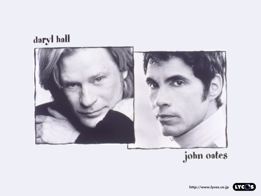 Hall And Oates They Cant