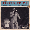 album Stagger Lee by Lloyd Price