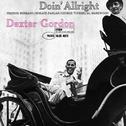 album Doin' Allright by Dexter Gordon