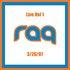 RAQ Live, Vol. 1