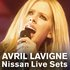Nissan Live Sets on Yahoo! Music
