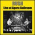 Rush Live at Agora Ballroom