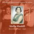 Stella Haskil Vol. 2 / Singers of Greek Popular Song in 78 rpm /  Recordings 1947 - 1950