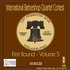 2010 International Barbershop Quartet Contest - First Round - Volume 5