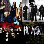 Disturbed/StaticX/Slipknot-Nu Metal