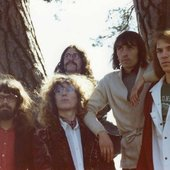 Pulsar band, with Philippe Roman (first bass player)