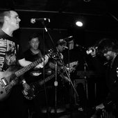 Civil War Rust at Thee Parkside in San Francisco, CA
