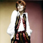 Bowie: colour restoration 2.