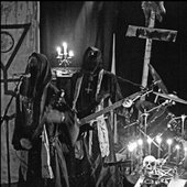 Behexen live ritual Nidrosian Black Mass III Anno MMX