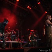 Jailcat live at Rock On Festival @ Principal Club Theater [Thessaloniki, Greece] (24/03/2015)