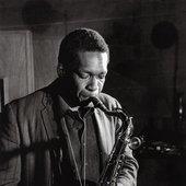 Coltrane by Jim Marshall