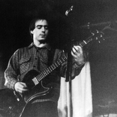 Jason Molina performing live as Songs: Ohia