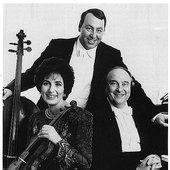 Beaux Arts Trio, Bernard Greenhouse, Isidore Cohen & Menahem Pressler