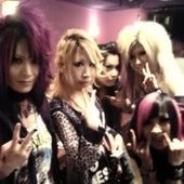 Danger Gang with Aito from 関西変態系お笑いヴィジュアルバンドHEAR ^^