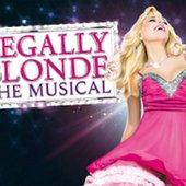 Legally Blonde The Musical: Original London Cast;Sheridan Smith;Jill Halfpenny;Ibinabo Jack;Amy Lennox;Susan McFadden
