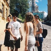 Red Hot Chili Peppers in Ukraine