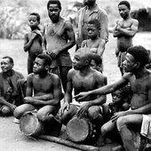 Ba-Benzele Pygmies
