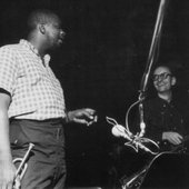 Donald Byrd and Pepper Adams