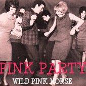 Wild Pink Horse