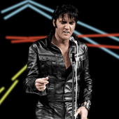 Elvis Presley NBC Special Best Quality Photo HD