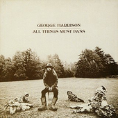 George Harrison - All Things Must Pass (PNG)