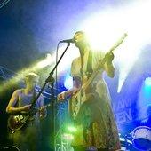 The Roskinski Quartett @ Rocken am Brocken 2009