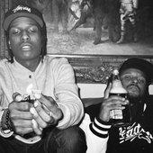 A$AP Rocky & Schoolboy Q