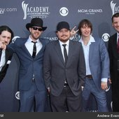 Randy Rogers Band ACM 46