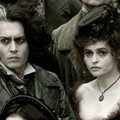 Johnny Depp & Helena Boham Carter