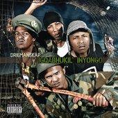 Igqabhukil' Inyongo CD Artwork