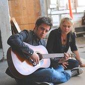 Lee DeWyze & Crystal Bowersox