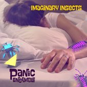 imaginary insects - single