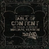 IDE - Table Of Content (Mixtape Version)