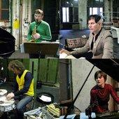 Felix Kubin & Ensemble Integrales