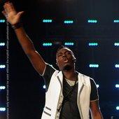 Jessy Matador(eurovision final)