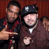 DJ Green Lantern & Kid Cudi