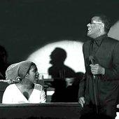 Ray Charles & Aretha Franklin