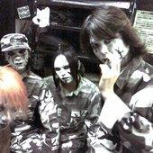 2 Bullet Backstage