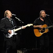 Neil Young & Stephen Stills
