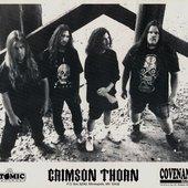 90's Crimson Thorn (Thrash)