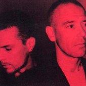 Adam Clayton & Larry Mullen