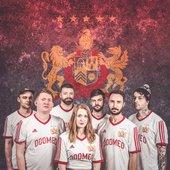 10th Anniversary Los Campesinos! Football Shirt
