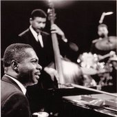 wynton kelly, with paul chambers and jimmy cobb
