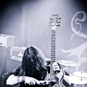 Agalloch live by Veleda Thorsson