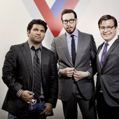 Josh Topolsky, Nilay Patel, Paul Miller