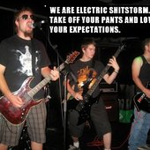 Electric Shitstorm